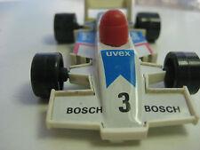 MSB Mechanische Spielwaren Blechspielzeug Brandenburg NOS tin car toy GDR DDR
