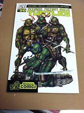 Teenage Mutant Ninja Turtles #50 2015 Yesteryear Comics Jamie Tyndall variant
