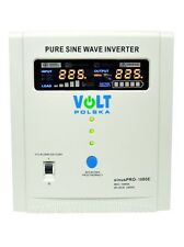 Off Grid Pure Sine Wave Inverter Charger Sinus Pro 1500E 12V /230V  AVR UPS