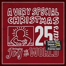 A VERY SPECIAL CHRISTMAS: 25 Years Deluxe Edition CD w/5 BONUS 2012 BEST BUY EX