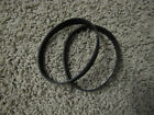 2 EASY VAC Bissell Replacement Belts - 2037034 203-7034 3120 3130 3130-5 3130-6