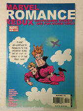 Marvel Romance Redux: Restraining Orders Are For Other Girls #1 Comic Book 2006