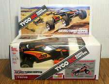 Vinatage 80's TYCO Taiyo AERO TURBO HOPPER RC Buggy Car in BOX w Accessories