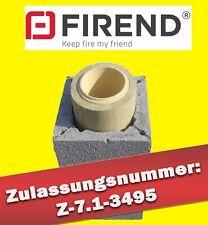 Schornstein Bausatz 5,04 m DN 18 Kamin Keramik Massiv 3 schalig