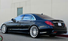 "21"" Road Force RF15 Wheels Mercedes Benz S400 S550 S600 S63 21x9.0 / 21x10.5"