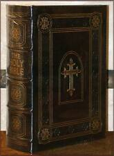 EASTON PRESS ~ REMBRANDT FAMILY ~ HOLY BIBLE ~ ILLUSTRATED GIFT EDN ~ NEW BOXED!