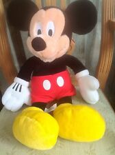 "Disney Toy Figure - 16"" Disneyland Mickey Mouse Plush Figure - GR8!!"
