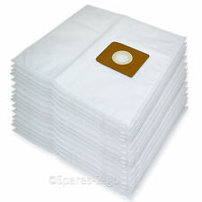 15 x Cloth Vacuum Bags For Nilfisk King Series Hoover Bag