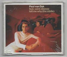 Paul Van Dyk Feat. Saint Etienne Tell Me Why (The Riddle) 2000 CD