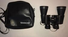 TASCO ZIP 2023 Binoculars 10x50mm Focus 2023 Wide Angle 367ft/1000YDS Cleaned