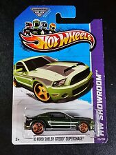 2013 Hot Wheels Ford Shelby GT500 Supersnake Super Treasure Hunt