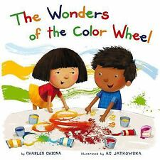 The Wonders of the Color Wheel (Learning Parade)-ExLibrary