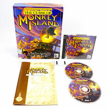 The Curse Of Monkey Island for PC by Lucas Arts, 1997, Puzzle-Solving, Adventure