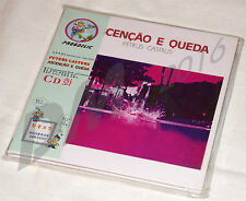 PETRUS CASTRUS ‎– Ascenção E Queda CD..Korea Mini LP CD w OBI '78 Papersleeve