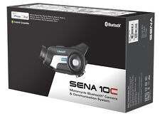 SENA 10C 10 C BLUETOOTH COMMUNICATION WITH CAMERA - NEW NEVER USED