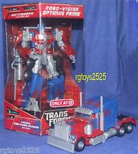 Transformers Exclusive Optimus Prime RID New RoboVision