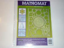 Mathomat Single geometry template a complete tech drawing set in a single tool