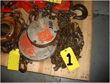 HARRINGTON / CM 1 ton hand chain hoist