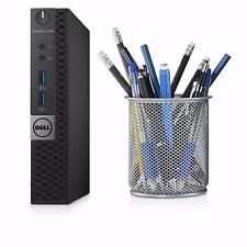 Dell Optiplex 7040 Micro Tower i5-6500T 8GB 256GB SSD WIFI VPRO 3year Warranty