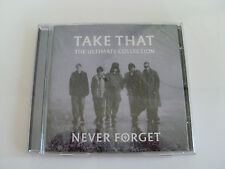 Take That - Never Forget - The Ultimate Collection - Excellent Cond - FREEPOST
