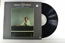 marian mcpartland lp willow creek  AUTOGRAPHED ON BACK  cj-272  vg+/m-