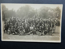 Boy Scouts Rally Cannon Hill Park July 2nd 1921 Photographs B'ham Ltd. R686/15