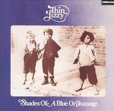 Thin Lizzy : Shades Of A Blue Orphanage CD (2004)