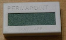 "Permapoint ""1"" Dart Point Protector/Sharpener (White)."