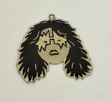 Kiss Keychain Ace Frehley Solo 1978 Aucoin Vintage Key Ring