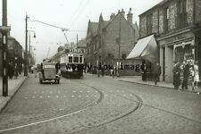 a0382 - Gateshead Tram to Dunston - photograph