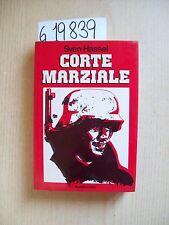 S. HASSEL - CORTE MARZIALE - EDIZIONE CLUB - 1982