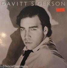 DAVITT SIGERSON - Self Titled ~ VINYL LP