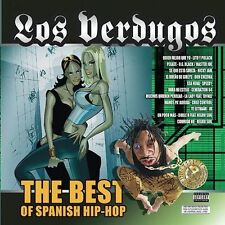 Los Verdugos: The Best of Spanish Hip Hop [PA] by Various Artists (CD, Feb-20...