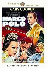 The Adventures of Marco Polo (DVD, 2014)
