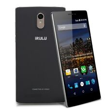 iRULU V3 6.5'' SmartPhone Android 5.1 Snapdragon Quad Core 8GB Big Screen 4G LTE