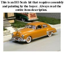 "HO SCALE: 1949 OLDSMOBILE ""ROCKET 88"" 2-DOOR CLUB SEDAN by Sylvan-Kit V-171"