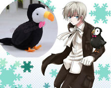 Axis Powers Hetalia APH Emil Steilsson Pet Auk Cosplay Soft Plush Doll Toy Gift