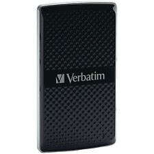 Verbatim VX450 47861 Slim USB 3.0 256GB Portable Storage External SSD