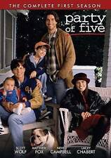 Party of Five - The Complete First Season (DVD, 2014, 4-Disc Set) Free Shipping!