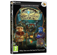 Nearwood Collectors Edition Hidden Object PC Game DVD ROM - New