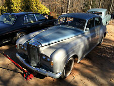 LHD PARTS CAR SILVER CLOUD ROLLS ROYCE. MASTER CYLINDER, BENTLEY 12 BIG PICTURES