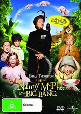 Nanny Mcphee And The Big Bang (DVD, 2010)