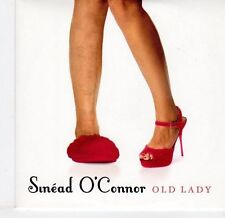 (EL491) Sinead O'Connor, Old Lady - 2013 DJ CD