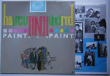 Haircut One Hundred Paint And Paint Ger 1983 LP + Innerbag