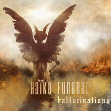 HAIKU FUNERAL - Hallucinations (CD, 2016, Digipak) Black Metal/Dark Ambient, NEW