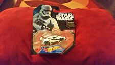 HOT WHEELS STAR WARS THE FORCE AWAKENS FIRST ORDER STORMTROOPER # 21
