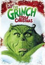 Dr Seuss' How The Grinch Stole Christmas (2016, DVD New)