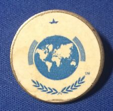 Vintage UNITED NATIONS Lapel Hat Pin