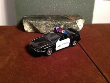 ROAD CHAMPS 98 FORD SVT MUSTANG COBRA DIE CAST CAR 1/43 1998 LYNDEN POLICE COP