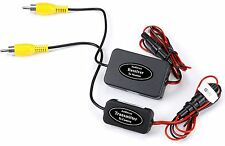 Audiovox ACA300 Wireless 2.4GHz transmitter receiver connects rear-view camera